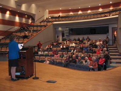 Erie County Poet Laureate Finalist Reading