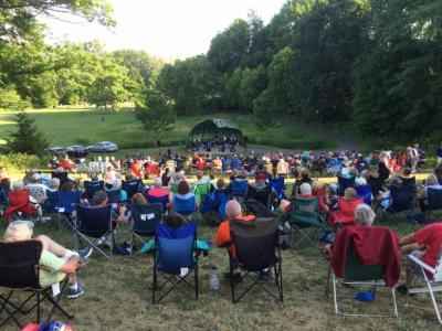 Arts in the Arboretum: Bootlegger's Bible Club