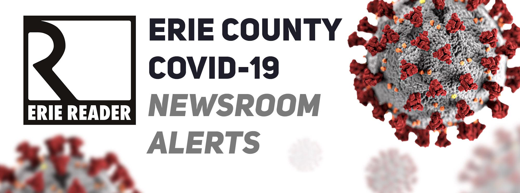 Erie County Covid 19 Newsroom Alerts Erie Reader