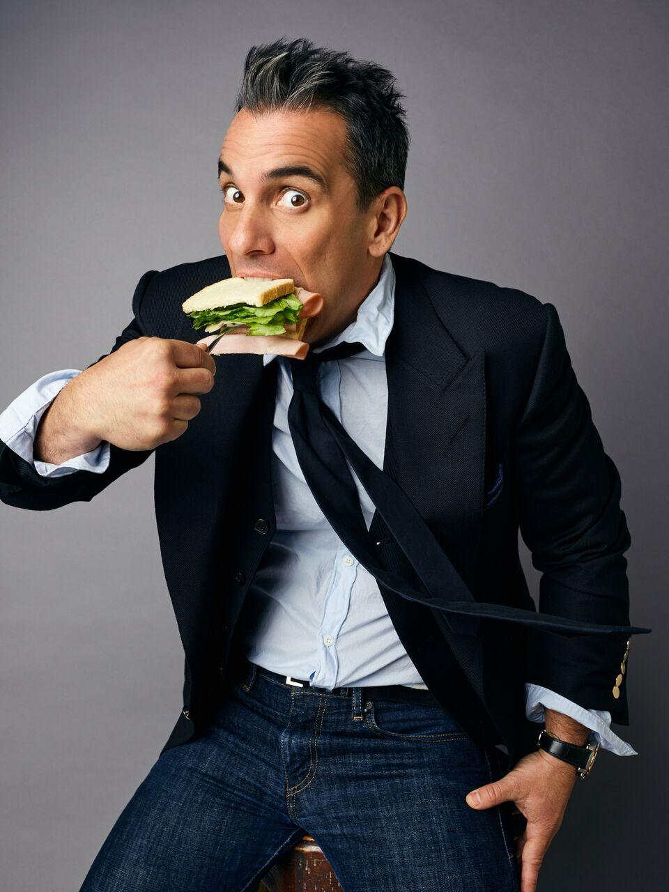 Staying Hungry with Sebastian Maniscalco - Erie Reader