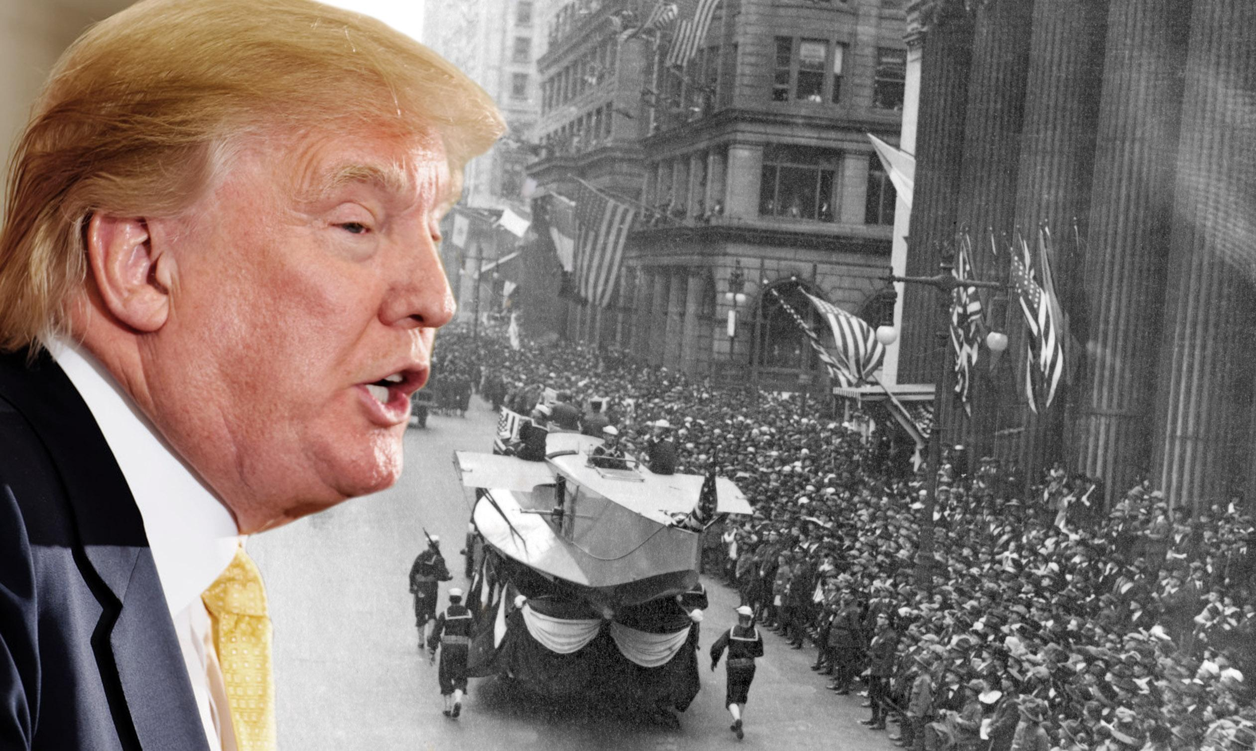 The 1918 Influenza Pandemic, Trump, and Social Distancing - Erie ...