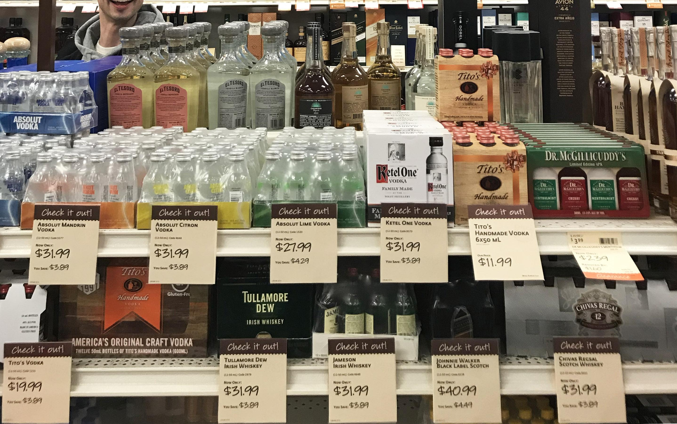 15 Area Liquor Stores Open May 8 Erie Reader