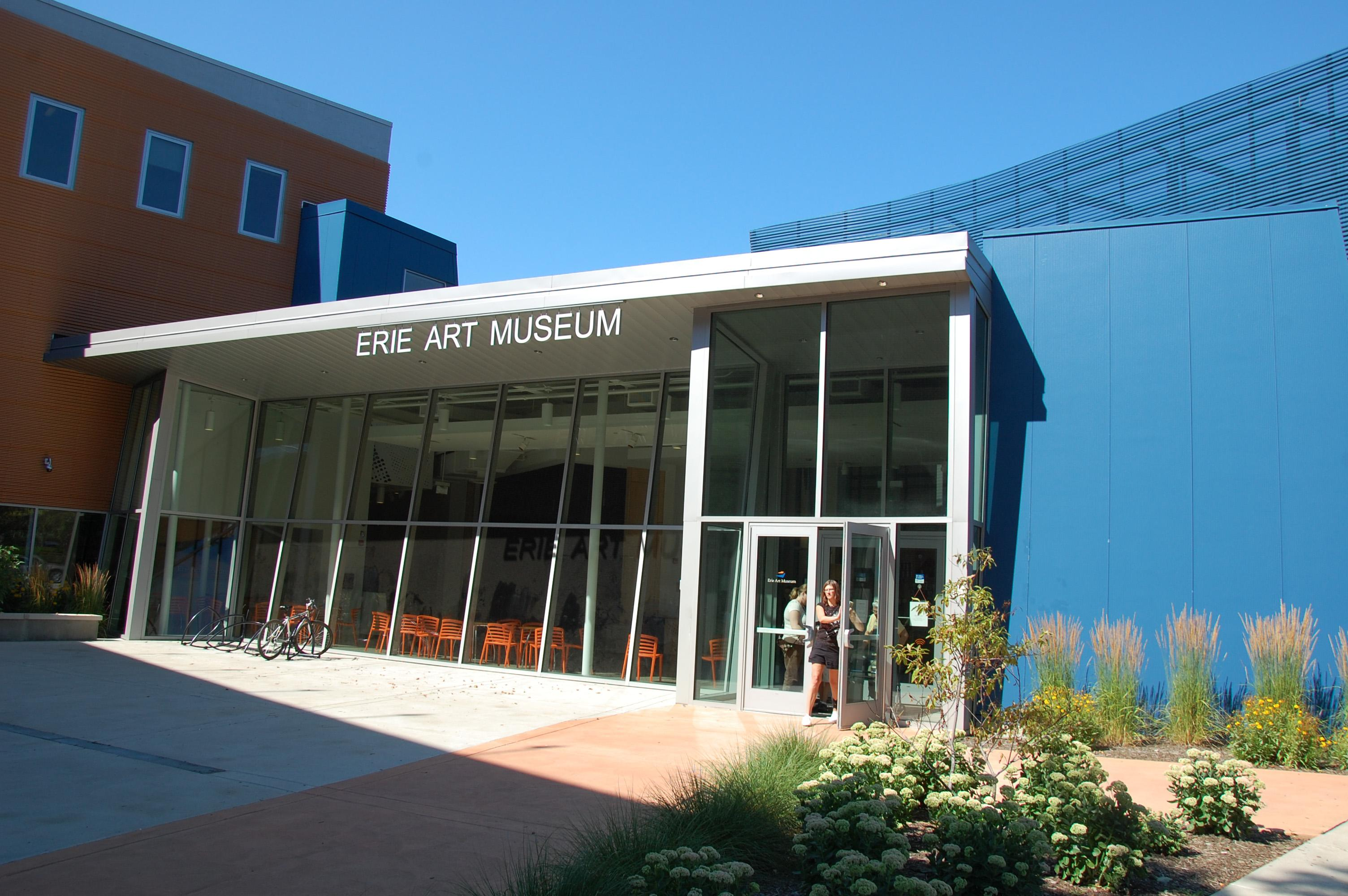 Erie Art Museum Receives Citys First Leed Certification Erie Reader