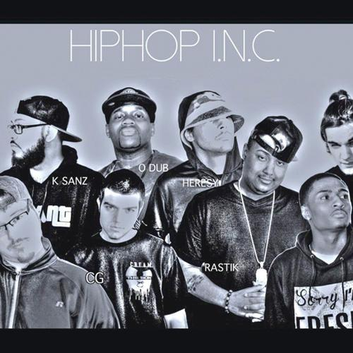HipHop I.N.C. Featuring Nino Bless Is An All-out Hip-Hop