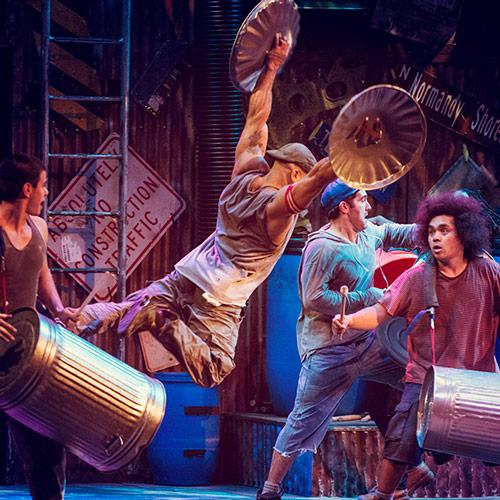 Stomp Promises To Hold The Entire Audience Rapt With Technically Impressive Beats Sounds And Motions