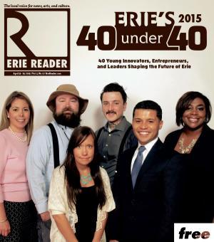 Erie's 40 Under 40 - 2015