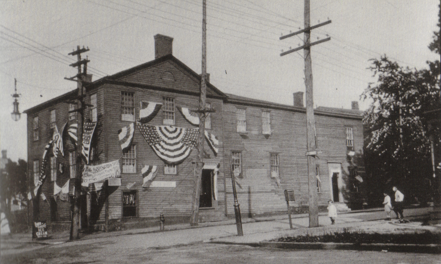 Original owner John Dickson sold the enormously popular tavern in 1829. Subsequent owners could not sustain its initial success as Erie's premier watering hole, and it was eventually converted into housing and then the Perry Memorial House Museum from 1963-2004.