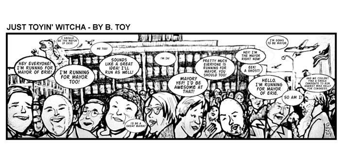 B. Toy