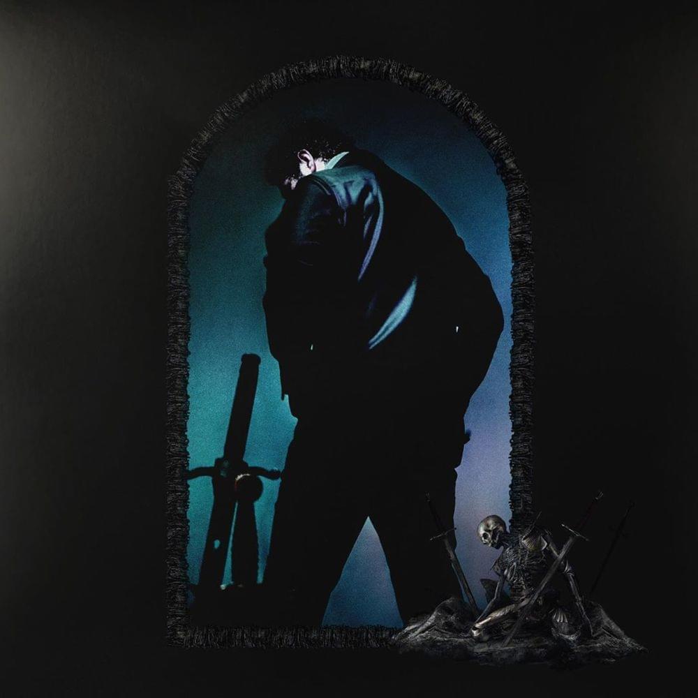 Post Malone Album Cover: Post Malone // Hollywood's Bleeding