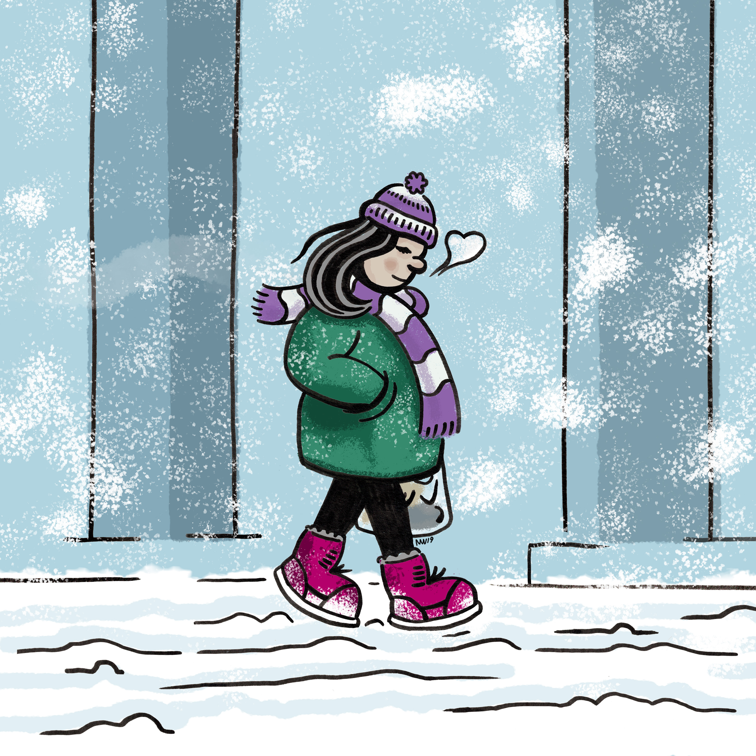 From The Editors: Cold Air, Warm Hearts
