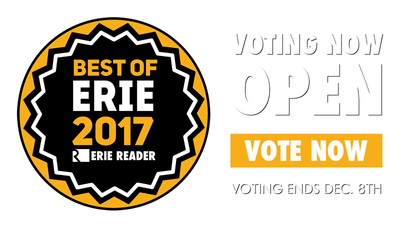 2017 Best of Erie Voting Now Open! Vote Now!