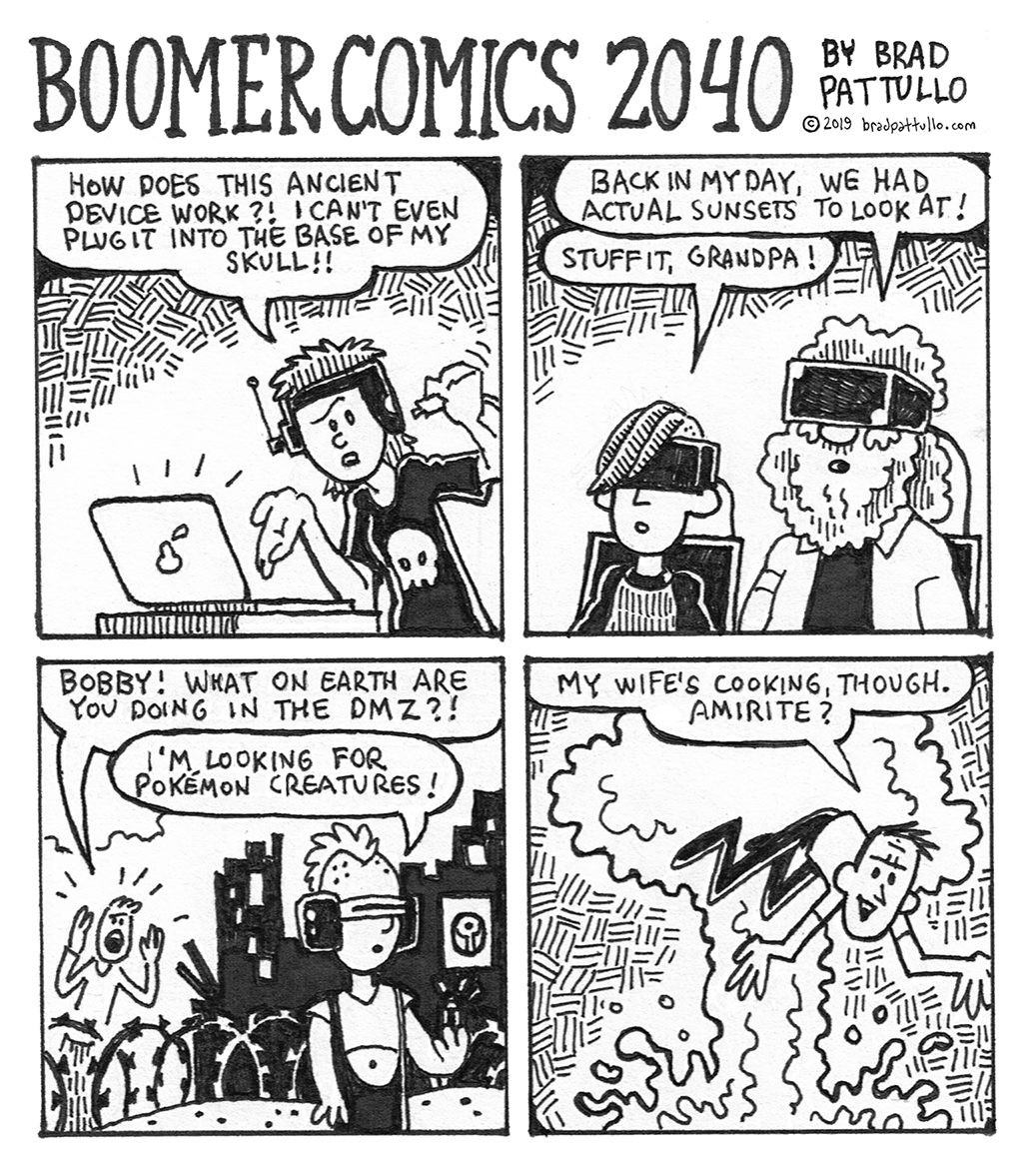 Boomer Comics 2040 Erie Reader Beware, you are proposing to add brand new pages to the wiki along with your edits. boomer comics 2040 erie reader