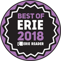 Best of Erie 2018 Logo