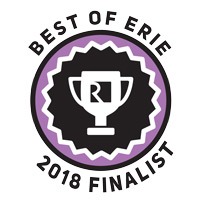 2018 Finalist Badge
