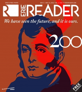 Web Exclusive: The Erie Reader Has Been Scalisized by Cory Vaillancourt