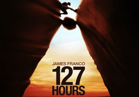 Franco shines in 127 Hours by Kristen Rajczak