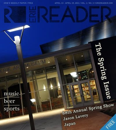 Reader Vault by Erie Reader Staff