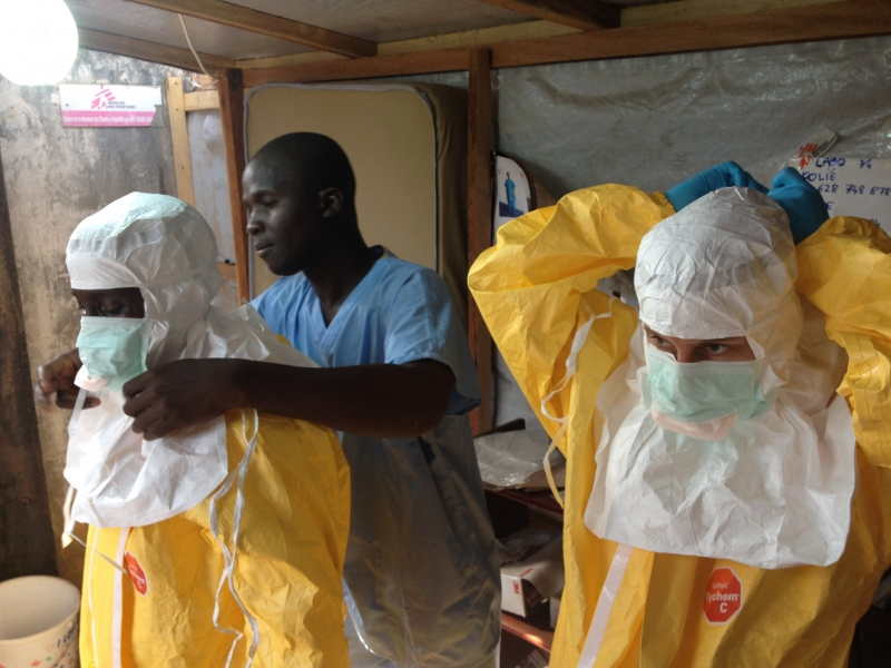 The Way I See It: Are we safe from the Ebola outbreak? by Rebecca Styn