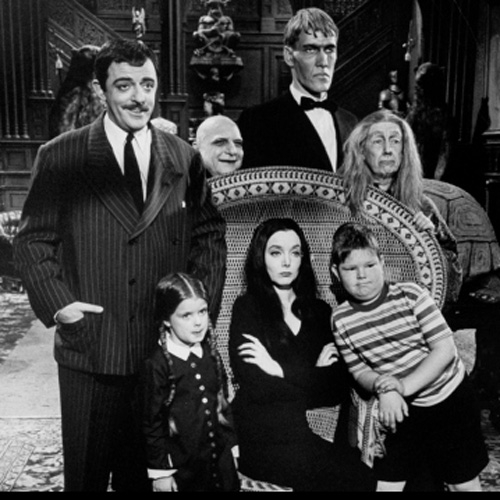 Meet the Addams Family by Sara Toth