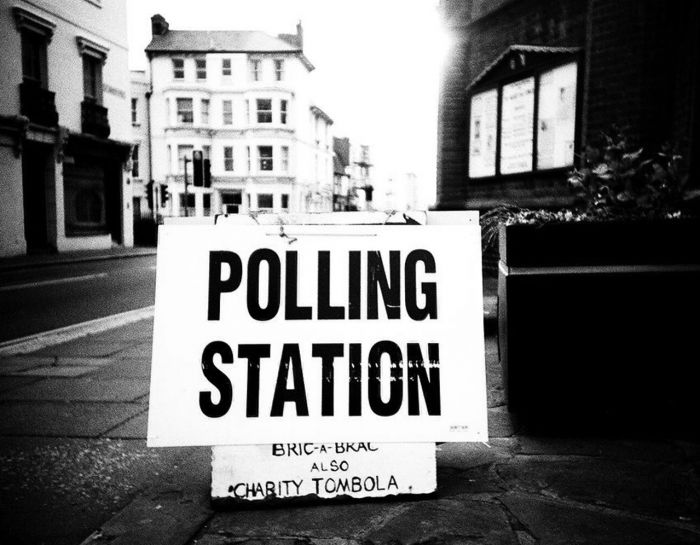 Upfront: Polling the Electorate by Cory Vaillancourt
