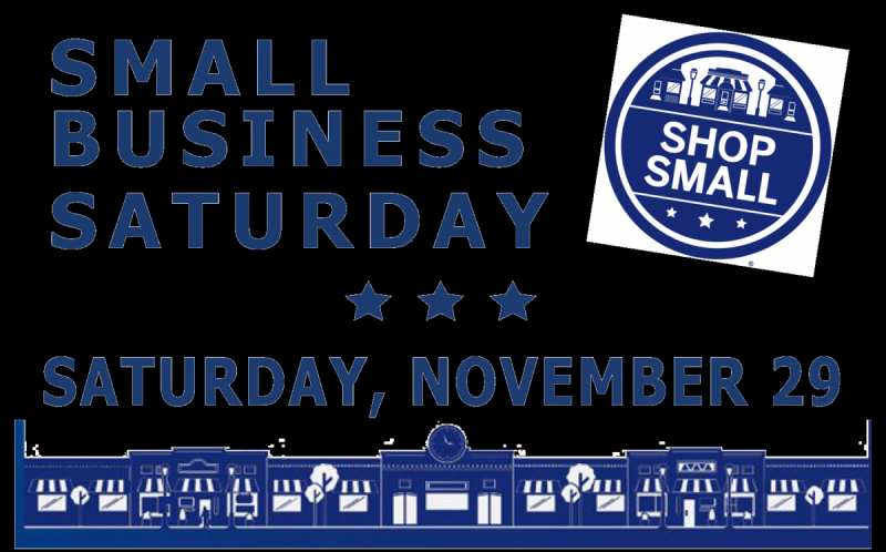 Get some(things) on Small Business Saturday by Ryan Smith