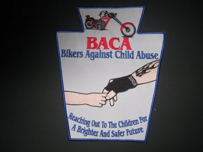 Bikers Against Child Abuse Needs Your Help! by Cory Vaillancourt