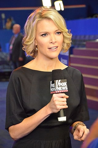 Kudos Megyn Kelly by Jim Wertz
