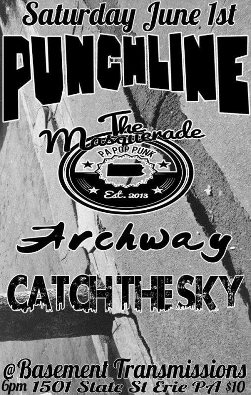 Sounds of the Underground: Punchline comes to Erie by Tommy Shannon