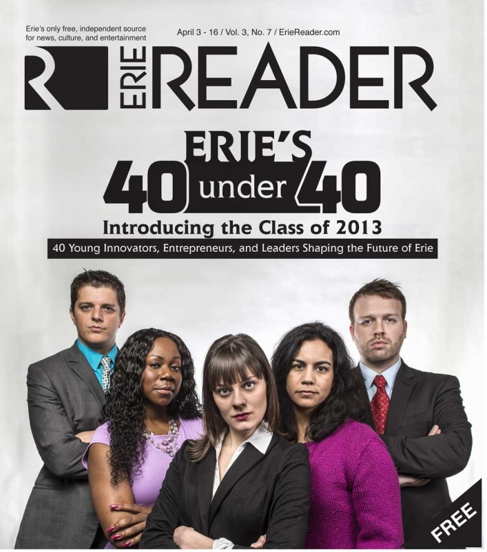 Erie's 40 under 40 by The Editors
