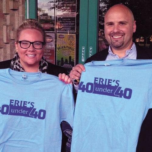 Erie Reader 40 Under 40 Summer Get-together by Alex Bieler