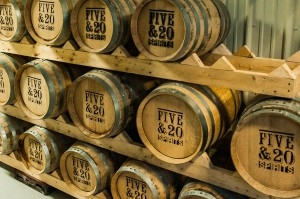 New Year, High Spirits: Five & 20 Releases Their First Bourbon by Mike Iverson