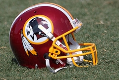 Pressure mounts for Redskins name change by