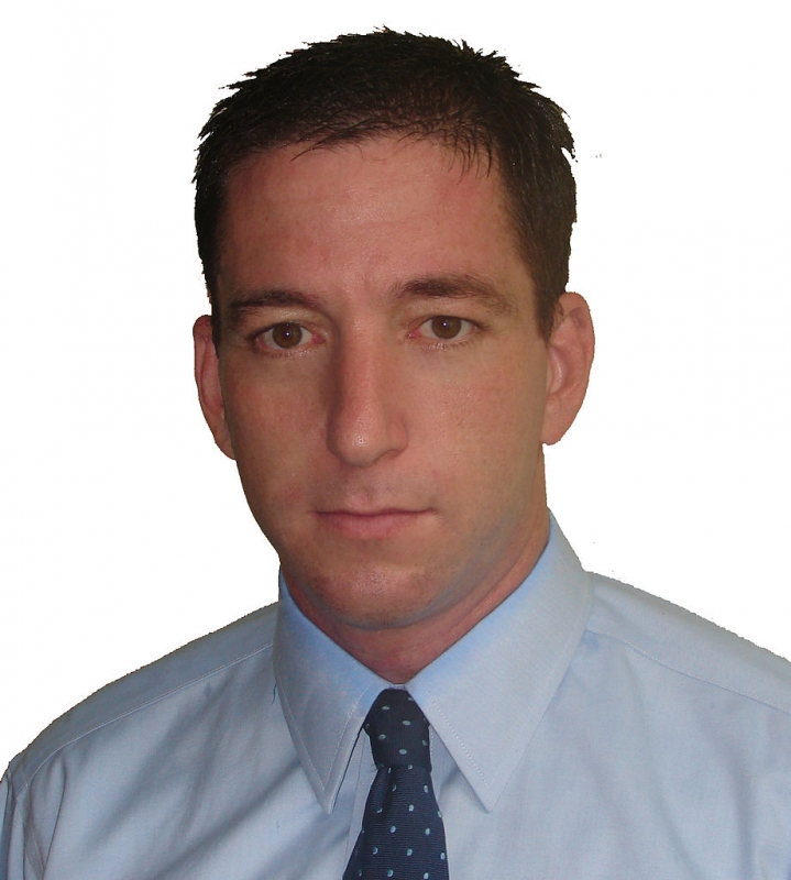 Glenn Greenwald's Pilgrimage for Your Privacy by Jim Wertz