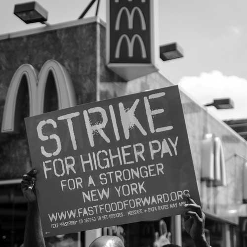 The Way I See It: The Trouble with Raising the Minimum Wage by Rebecca Styn