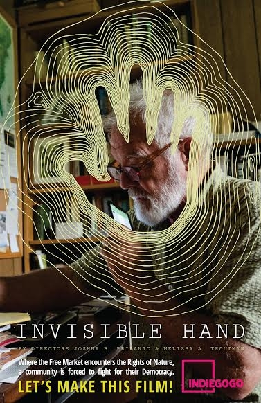 "Public Herald's New Documentary Film ""INVISIBLE HAND"" Will Highlight Struggle for 'Rights of Nature' by Public Herald"