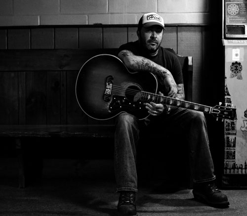 Former Staind Frontman Aaron Lewis Brings Country Stylings to Casino  by Alex Bieler