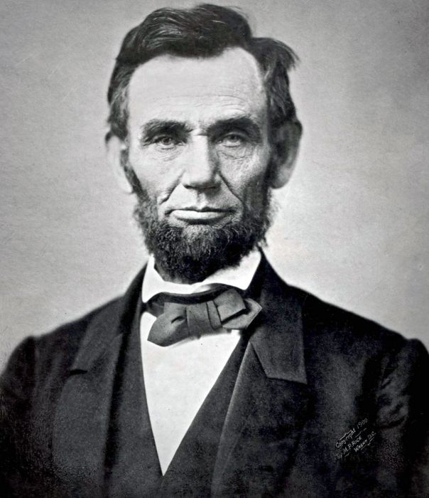 Back in the Day: Lincoln in Erie by Barry Casselman