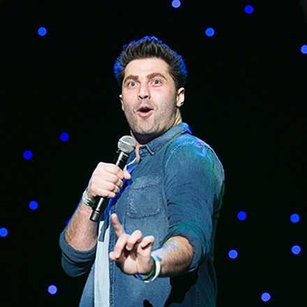 Adam Ray at Jr's Last Laugh by Matt Swanseger