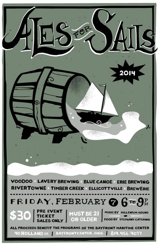 2nd Annual Ales for Sails by Ellie Hartleb
