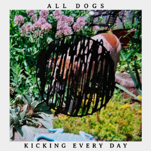 All Dogs // Kicking Every Day by Alex Bieler