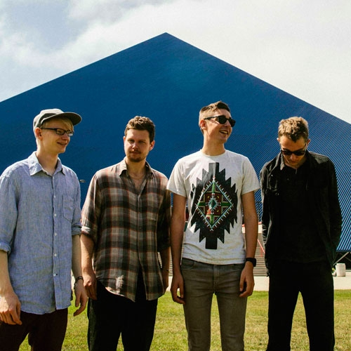 Q&A with Alt-J's Joe Newman by Alex Bieler