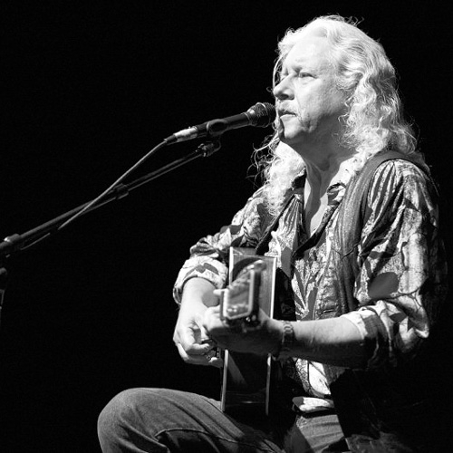 Arlo Guthrie Plays at Warner Theatre by  Matt Swanseger