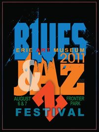 Blues and Jazz Festival Schedule by Cory Vaillancourt