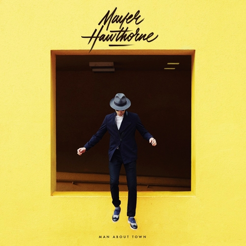 Mayer Hawthorne // Man About Town by Matt Swanseger