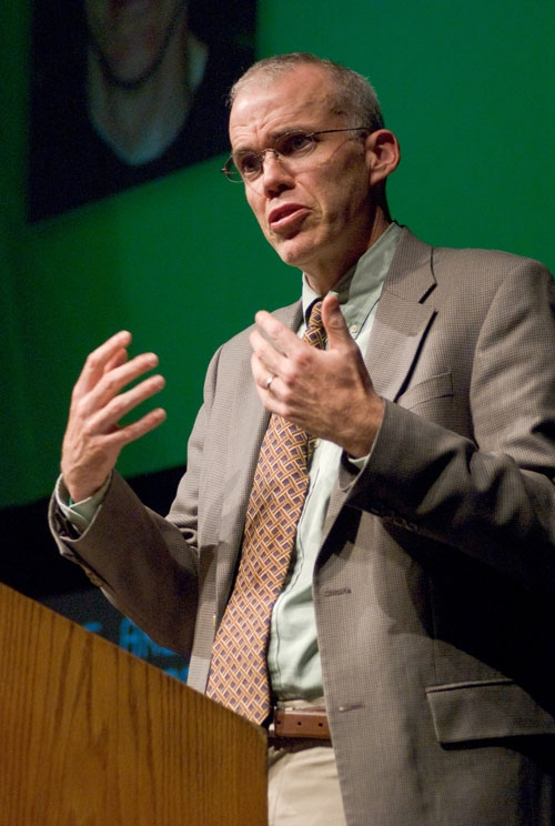 Bill McKibben: Meeting Power with Power by Mary Birdsong