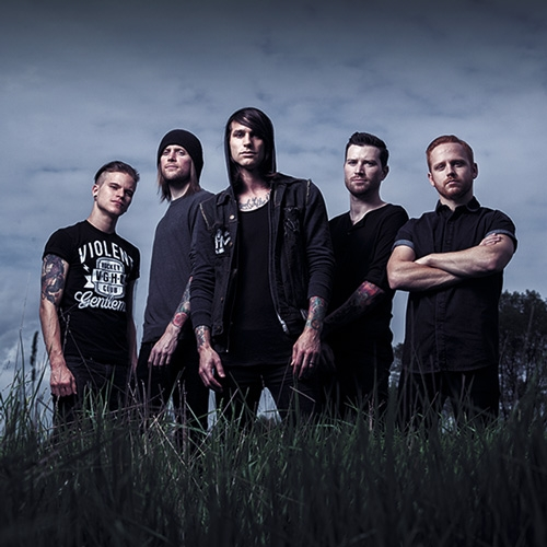 Blessthefall, Stick To Your Guns, Emarosa Overtake Basement Transmissions by Tommy Shannon