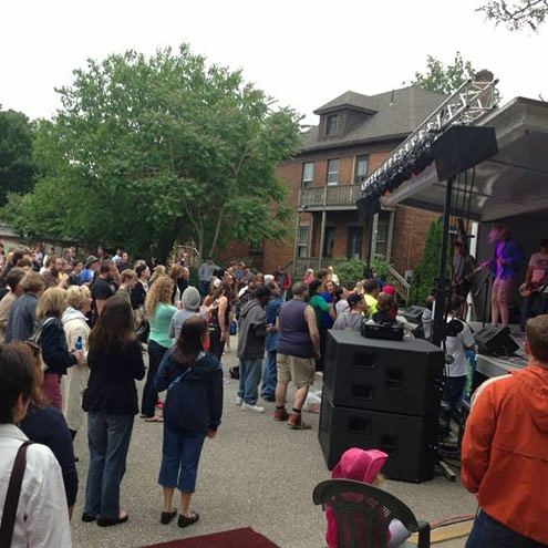 Erie Downtown Partnership Shakes Up This Year's Block Parties by Tracy Geibel