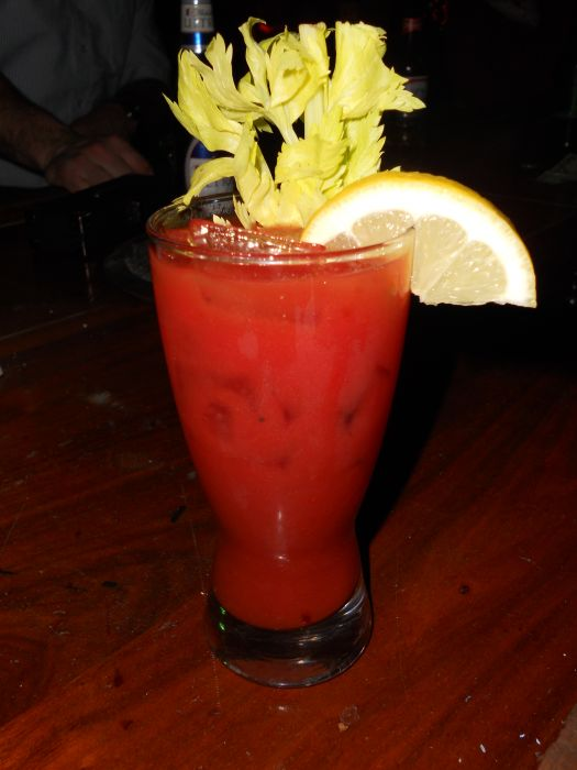 Featured Drink: Bloody Mary by Melissa Bruno