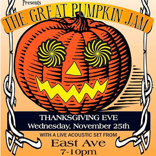 The Great Pumpkin Jam Continues a Tasty Tradition at the Brewerie by Ryan Smith