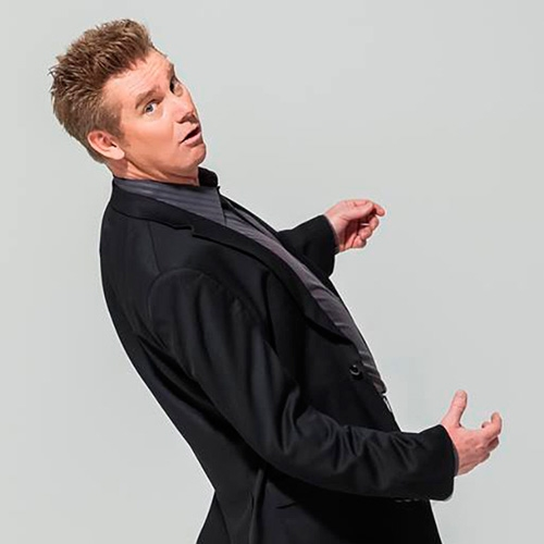 Brian Regan – Live at the Warner Theatre by B. Toy